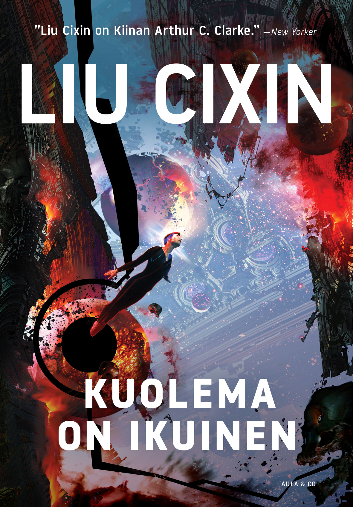 Liu Cixin Kuolema on ikuinen